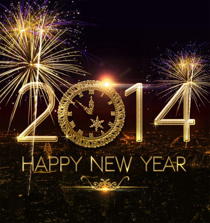 nytår 2014