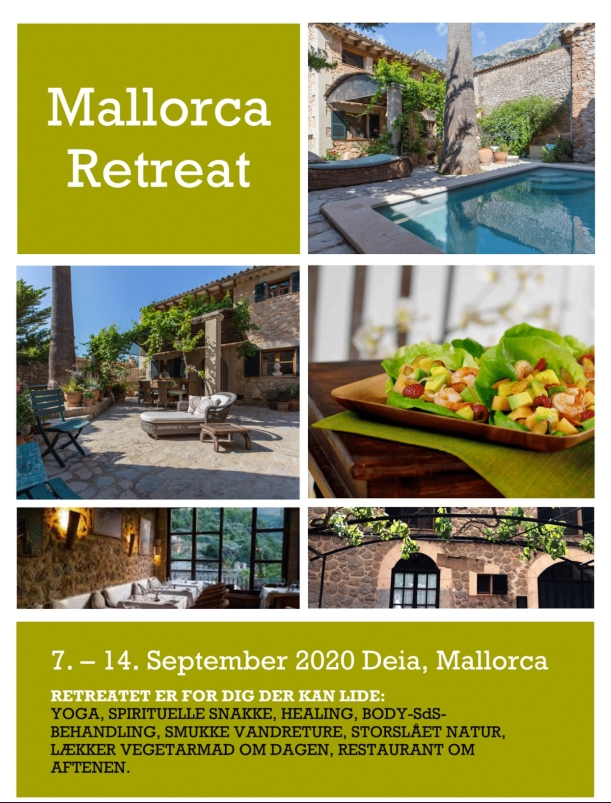 Mallorca Retreat September 2020